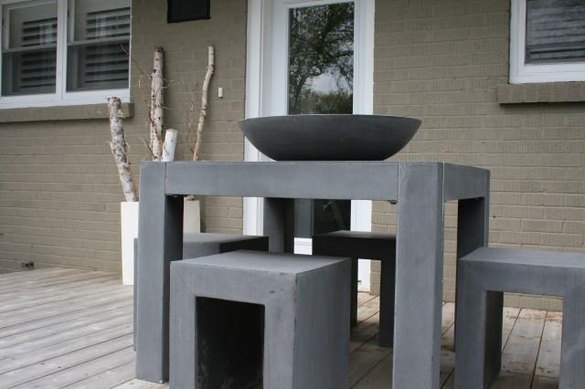 Decocrush visite deco une maison moderne en noir et for Visite virtuelle maison moderne