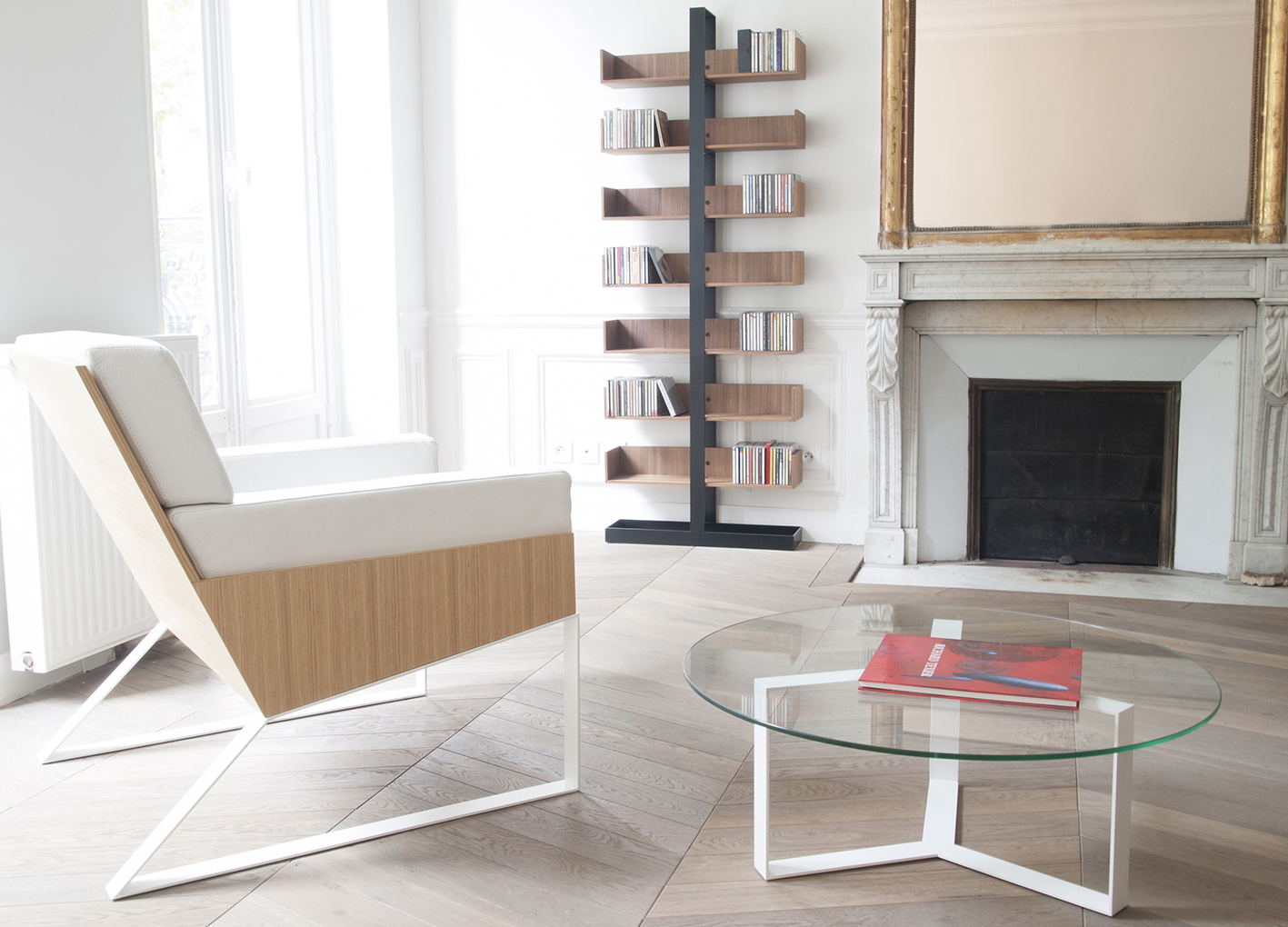 Les meubles design d 39 alex de rouvray decocrush for Meuble design