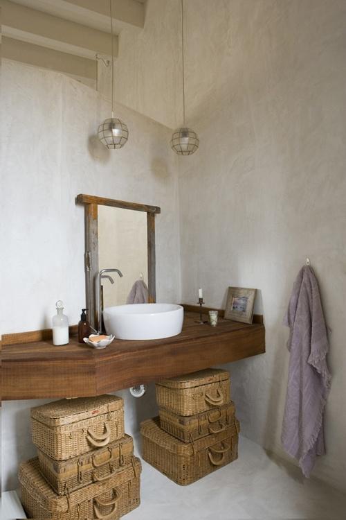 Luminaires salle de bain ethnique decocrush for Luminaires salle de bain