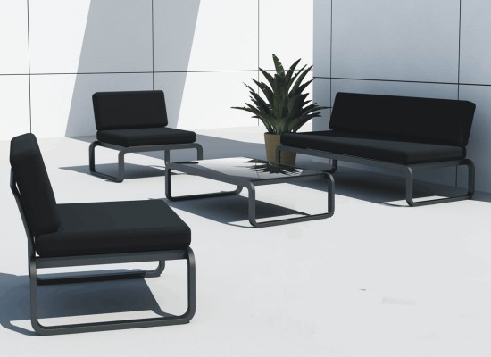 Jardin d couvrez la collection outdoor d 39 achatdesign decocrush - Avantage salon de jardin aluminium ...