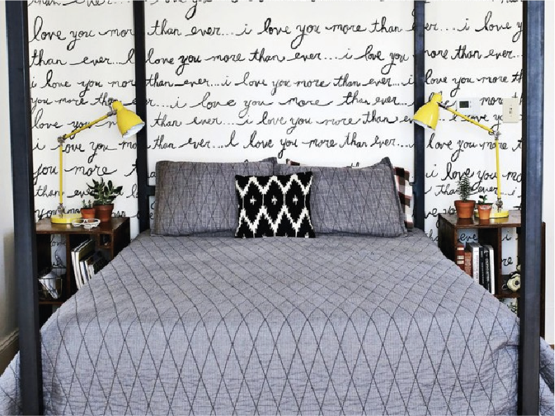 Diy d coration murale pour petite chambre decocrush - Decoration murale pour chambre ...