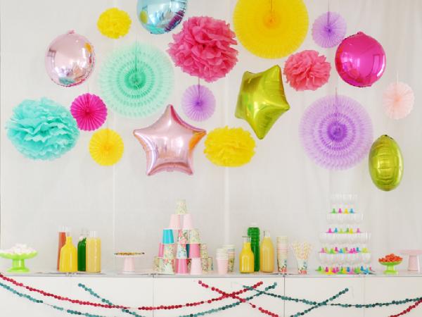 Kids organisez une f te unique pour son anniversaire decocrush - Decoration pour fete ...