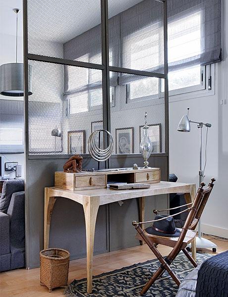 12 id es d co insolites pour un petit bureau chez soi decocrush. Black Bedroom Furniture Sets. Home Design Ideas