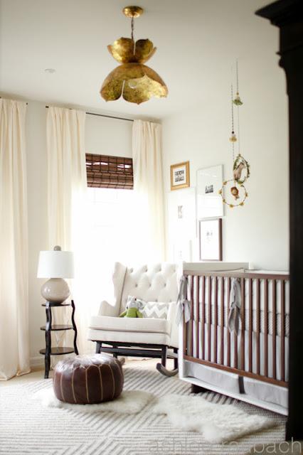 une jolie chambre de b b tr s chic decocrush. Black Bedroom Furniture Sets. Home Design Ideas