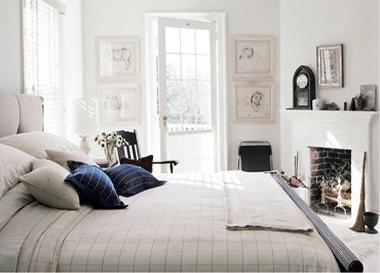 pour ou contre une chemin e dans la chambre decocrush. Black Bedroom Furniture Sets. Home Design Ideas