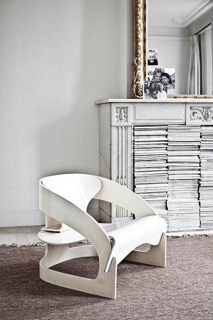 5 id es originales pour ranger ses livres et magazines for Lutter contre l humidite dans une chambre