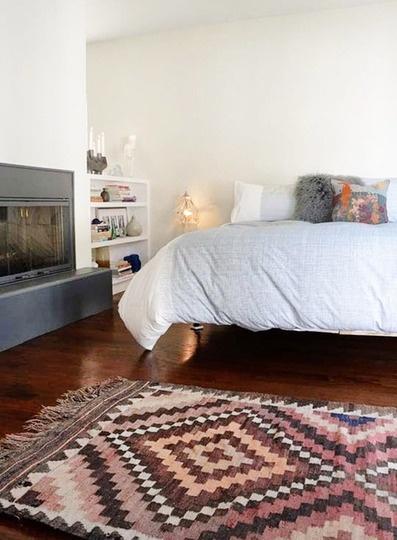Pour ou contre une chemin e dans la chambre for Ou placer un radiateur dans une chambre