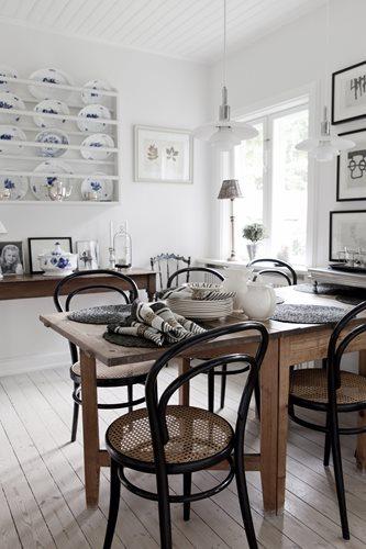 Decoration Scandinave Charme : Déco scandinave le charme du blanc et des meubles