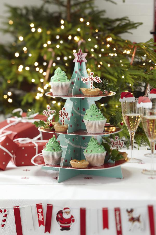 Décoration de Noël traditionnelle en rouge et vert  www.decocrush ...