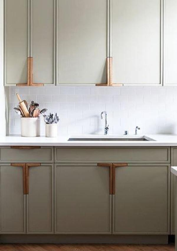 10 id es d co pour une cuisine coup de coeur decocrush for Poignees meubles cuisine originales