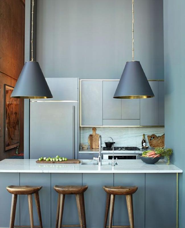 pour ou contre les suspensions dans la cuisine decocrush. Black Bedroom Furniture Sets. Home Design Ideas