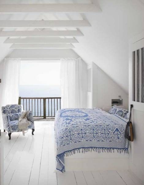 comment cr er une chambre au style m diterran en decocrush. Black Bedroom Furniture Sets. Home Design Ideas